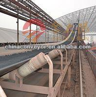 sistema de cinta transportadora para cinta transportadora de acero