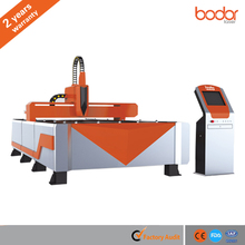 China bodor laser key cutting machine 1000w 2000w