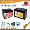 sealed battery 12v 16ah 12v battery low voltage alarm first power battery BP12-75