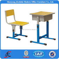 single kids desk and chair school children student study desk and chair cheap used student desk and chair school