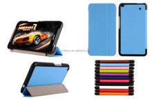 Slim stand pu leather case cover for Acer Iconia Talk S A1-724