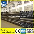 Chs / RHS tubo de hierro negro fabricación