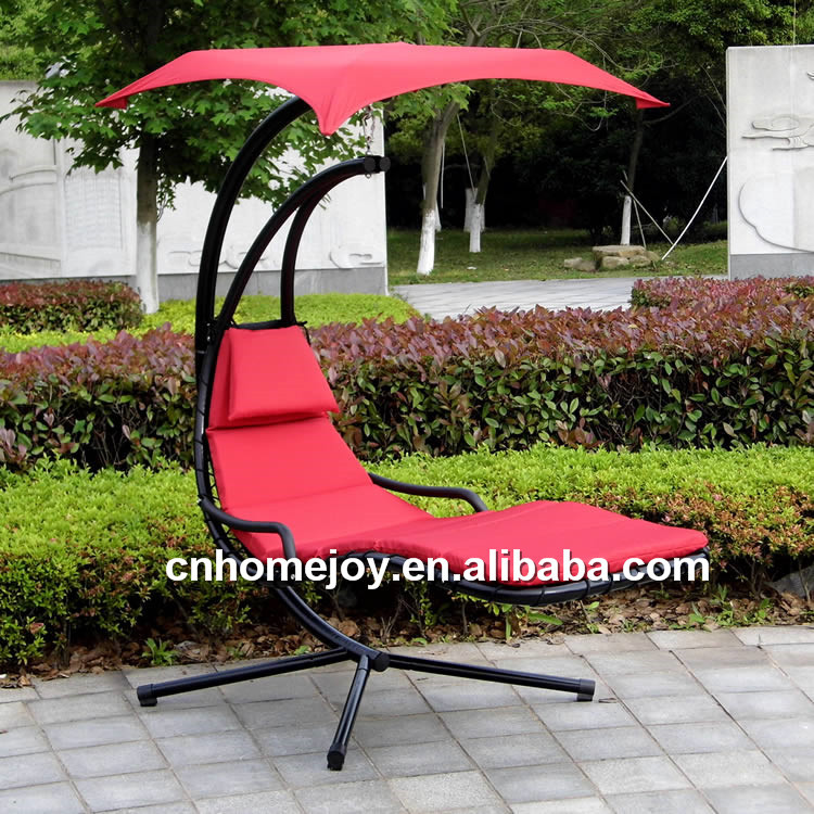 mobilier de jardin terrasse fauteuil suspendu h licopt re swing chaise avec support balan oire. Black Bedroom Furniture Sets. Home Design Ideas