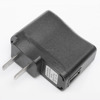 USB Jack 5W 5V 1000mA 12V 0.5A Ac/Dc Power Adapter for Mobile phone