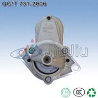 we provide brand new/rebuilt starter motor specification for VALEO with 12V 1.1KW lester:30899