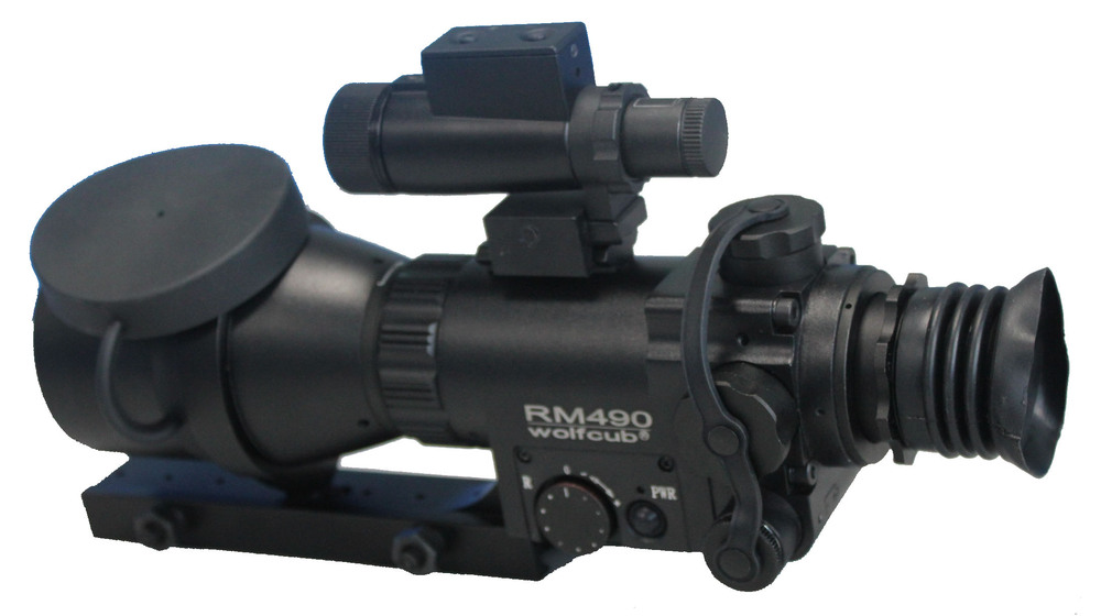 High quality with factory price 4x riflescope hunter night vision is