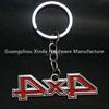 CUSTOM METAL 4X4 SOUVENIR LETTER KEYRING.Letter keychain keyring key holder