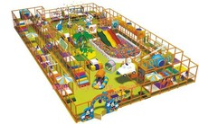 inflatable indoor playground LY-066A