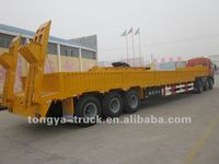flatbed truck dimensions