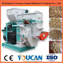 Biomass straw pellet making machine from sawdust, rice husk, peanut shell, waste wood 0086 15515974882