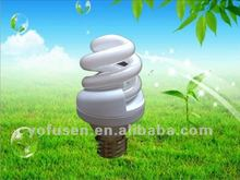 15w full spiral energy saving bulb with UL