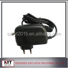 Wall Charger12W AC/DC Adapter 12V 1A for Portable Fan,12V 1A CCTV Camera Charger