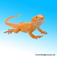 Incredible Creatures Bearded Dragon Figurine