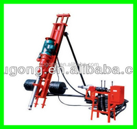 25m deep hydraulic motor for drilling rig mining portable rock drill
