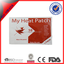 winter products body pain relief patch