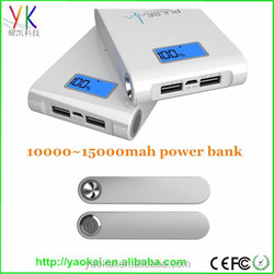LCD Screen Power Bank 12000mah Distributors Canada