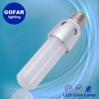 2015 new LED corn lamp 6W led parking light 360 degree