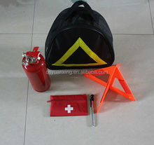 auto emergency kit,auto roadside tool with fire extinguisher