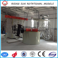 3A-2500 carrousel machine customize plastic rotomolding whit , rolling machine , made in china ,chinese manufacture and supplier