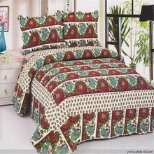 Luxury 100% cotton bed comforter