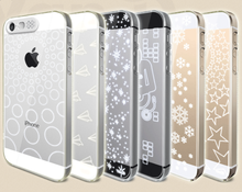 Cool Popular LED Flash Light PC Hard Protective Case For iPhone 6