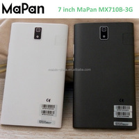 MaPan slimming 7 Inch dual core 1.0ghz tablet PC with Wifi, 3G phone calling smart phone 7 inch