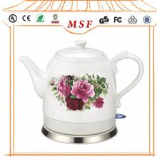 1.2L Mini Nice Tea Maker Cordless Electric Ceramicl kettle
