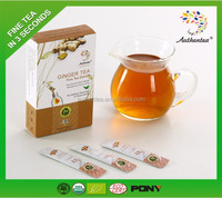 High Quality Healthy China Yellow Ginger Tea