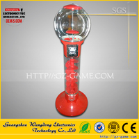 Christmas egg toy capsule toy gashapon vending machine, vending machine capsule toy gumbal vending machine for sale