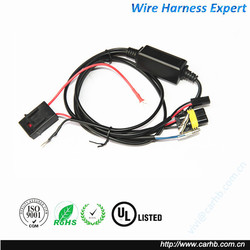 Good Quality Wire Harness with Relay for Motorcycle