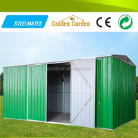 low price mini decorative houses for storing tools