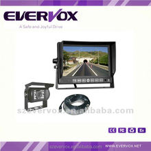 7 inch tft lcd car reverse monitor