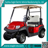 Golf Car, 2 seater, battery powered, new design, aluminum chassis frame