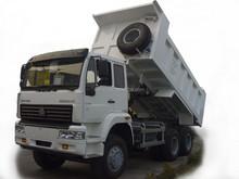 china 6x4 drive wheel dumper, tipper truck, diesel mini dump truck for mining