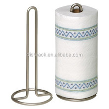 Haisong Factory Sale Toilet Paper Holder,Metal Standing Paper Towel Holder