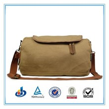 Man Canvas Duffle Bag from China Manufacturer