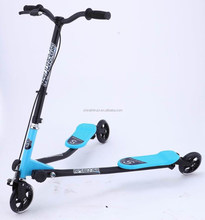 Three Wheels Swing Scooter