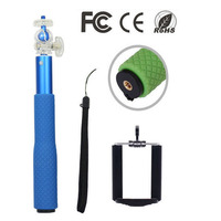 self-selfie telescoping disabled walking stick