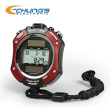 Alarm dew point and heat index waterproof sport stopwatch