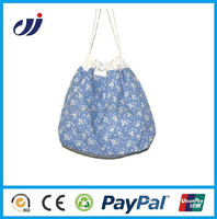 Most popular professional new style foldable cotton bag