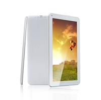 Brand New Android 4.4 Quad-Core 1.6GHz 8GB 9-Inch Dual-Cameras Bluetooth 4.0 Pad Tablet PC, 512MB+8GB Panel PC WiFi