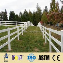 zhejiang AFOL pvc fence profiles american style fence