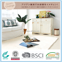 CCF Brand home textile washable floor polyester carpet With Best Sales Quantity