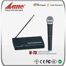 Lane UHF Mini detective wireless mini microphone U - 73