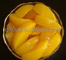 JT005 Hot Canned Peach Slices, Canned Fruits, Fresh Fruits in Season