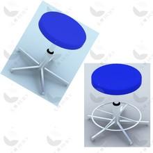 adjustable laboratory stools with wheels