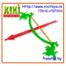 14.2Cm cheap educational toys for kids with pen toy bow and arrow set