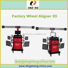 Factory 3d digital camera four wheel alignment machine vehicle testing equipment DS-903D