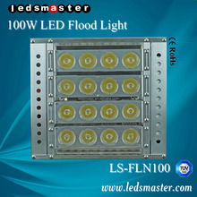 High lumen 100w flood light 110 volt led flood light poles