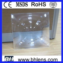 Plano fresnel lens / clear fresnel lens / OHP projector fresnel lens